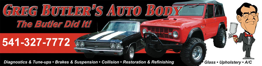 Greg Butler's Auto Body